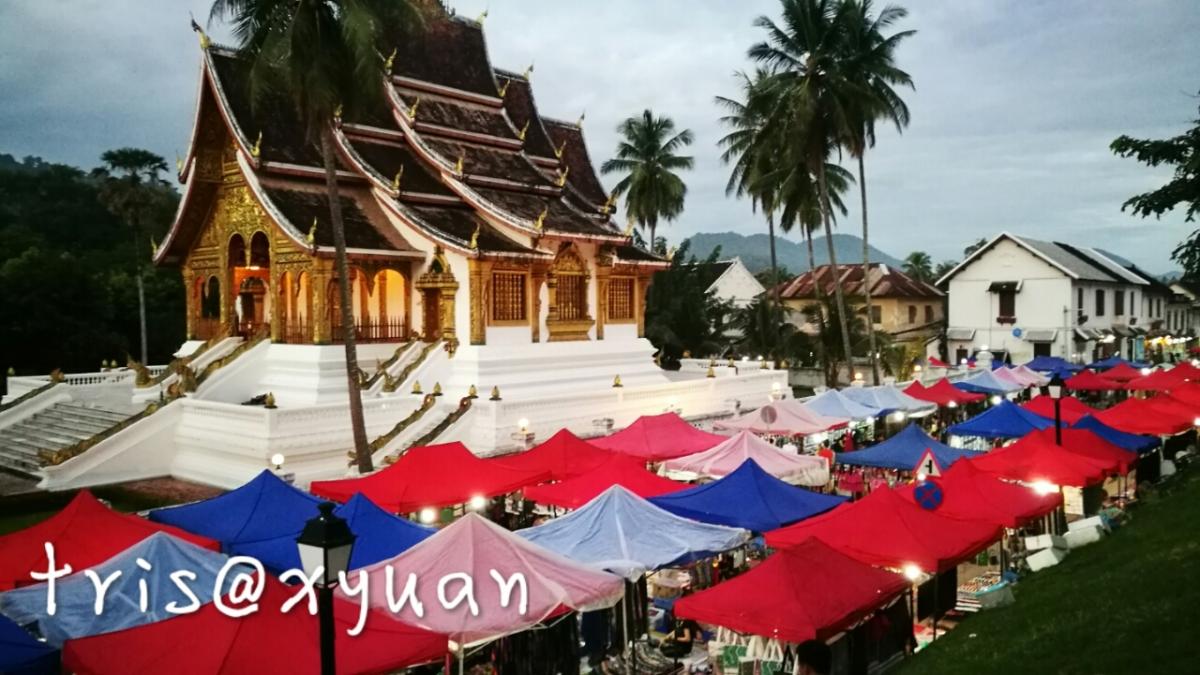 2017寮国(Laos)第四天Luang Prabang
